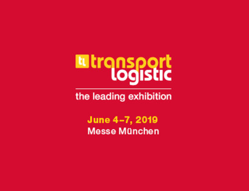 I.CO.P. al Transport Logistic 2019 di Monaco